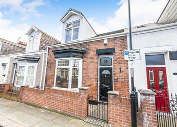 Thumbnail 2 bedroom terraced house for sale in Hawarden Crescent, High Barnes, Sunderland