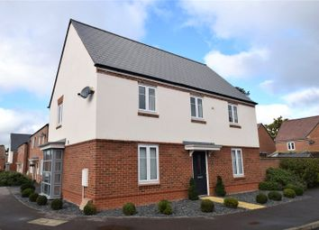 Samborne Drive, Wokingham RG40. 4 bed detached house for sale