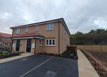 Thumbnail 1 bed semi-detached house to rent in Crossbill Close, Guisborough