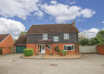 Thumbnail 4 bed detached house for sale in Meadow Close, Cublington, Leighton Buzzard