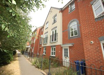Thumbnail 3 bed town house for sale in Horninglow Road North, Horninglow, Burton-On-Trent