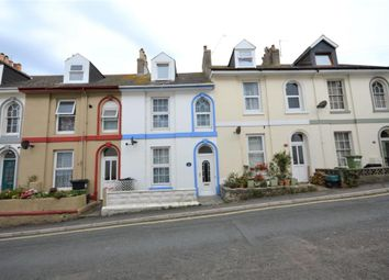 Thumbnail 4 bedroom terraced house for sale in Exeter Street, Teignmouth, Devon