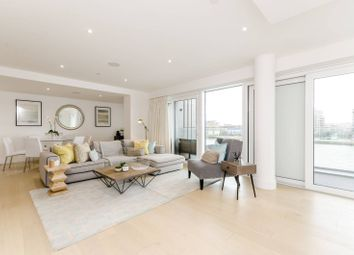 Thumbnail 3 bedroom flat to rent in Central Avenue, Imperial Wharf