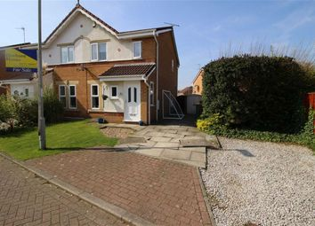 Thumbnail 3 bedroom semi-detached house for sale in The Warren, Fulwood, Preston