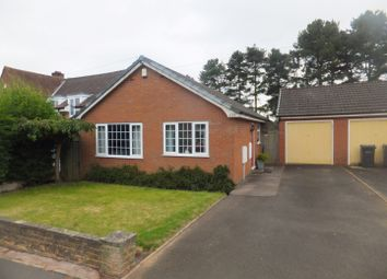 Thumbnail 2 bed detached bungalow for sale in Gibbons Road, Four Oaks, Sutton Coldfield