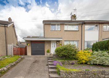 Thumbnail 3 bed semi-detached house for sale in Bleaswood Road, Oxenholme, Kendal