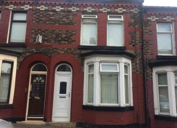 Thumbnail 3 bed terraced house for sale in Woodbine Street, Liverpool, Merseyside