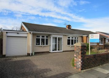 Thumbnail 2 bed semi-detached bungalow to rent in Ennerdale, Vigo, Birtley, County Durham.