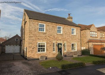 Thumbnail 5 bedroom property for sale in Astley Crescent, Scotter, Gainsborough
