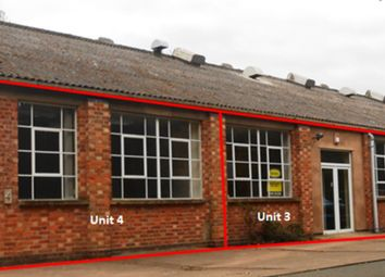 Thumbnail Light industrial to let in Walkmill Business Park, Market Drayton