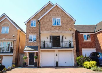 Thumbnail 5 bed detached house for sale in Clovelly Drive, Mapperley, Nottingham