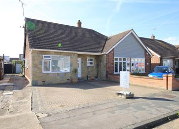 Thumbnail 2 bed semi-detached bungalow for sale in Kenneth Gardens, Corringham, Stanford-Le-Hope
