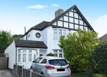 Thumbnail 4 bed property for sale in Queensway, West Wickham