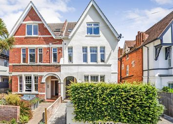 Thumbnail 2 bedroom flat for sale in Alumhurst Road, Westbourne, Bournemouth