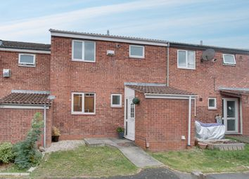 Thumbnail 3 bed terraced house for sale in Loxley Close, Church Hill South, Redditch
