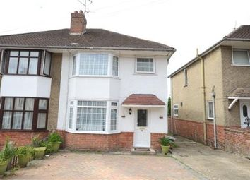 Thumbnail 4 bed semi-detached house for sale in Newport Road, Aldershot, Hampshire