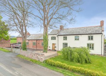 Thumbnail 5 bed detached house for sale in Halfway House, Shrewsbury