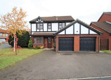 4 bed detached house for sale in Grangeville Close, Longwell Green, Bristol BS30