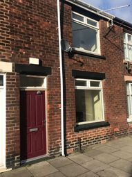 Thumbnail 2 bed terraced house to rent in Oxford Road, Hartlepool