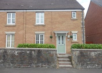 Thumbnail Semi-detached house for sale in Sunninghill Terrace, Llanelli