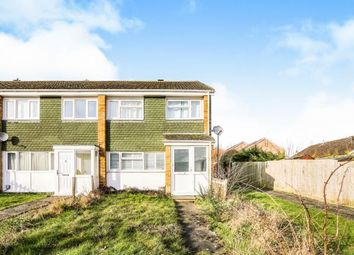 Thumbnail 3 bedroom end terrace house for sale in Parkfield, Letchworth Garden City, Hertfordshire, England