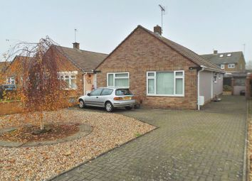 Thumbnail 3 bed detached bungalow for sale in Tamar Close, Swindon