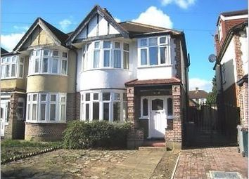 Thumbnail 4 bedroom detached house to rent in Medway Gardens, Sudbury London