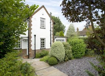 Thumbnail 3 bed semi-detached house for sale in Denman Drive North, Hampstead Garden Suburb, London