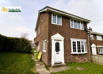 Thumbnail 3 bed detached house for sale in Cowrakes Road, Huddersfield