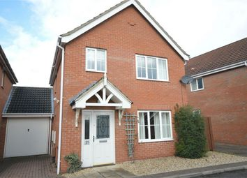 Thumbnail 3 bed link-detached house for sale in Mavish Close, Three Score, Norwich