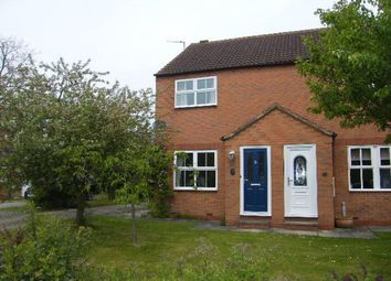 Thumbnail 3 bed semi-detached house to rent in Riverside Close, York, North Yorkshire