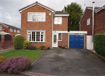 Thumbnail 3 bed detached house for sale in Heythrop Drive, Wirral