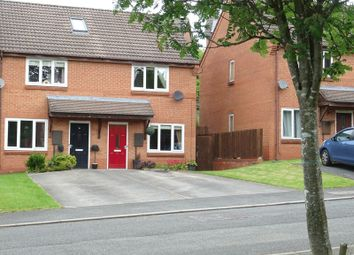 Thumbnail 2 bed semi-detached house for sale in Highfield Road, Ashbourne