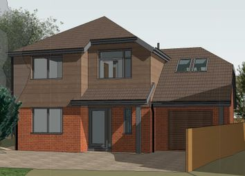 Thumbnail 4 bed detached house for sale in St. Johns Road, Oakley, Basingstoke