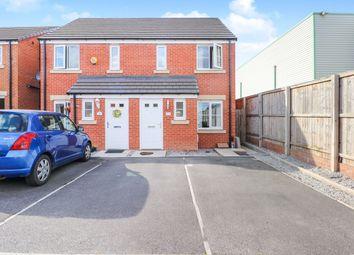 2 bed semi-detached house for sale in Chevet Park Court, Chevet Lane, Wakefield WF2