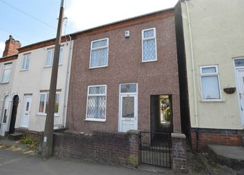 Thumbnail 3 bed end terrace house for sale in Somercotes Hill, Somercotes, Alfreton, Derbyshire