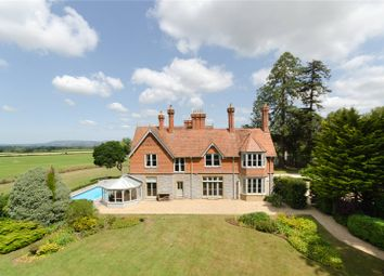 Thumbnail 6 bed detached house for sale in Thurlbear, Taunton, Somerset