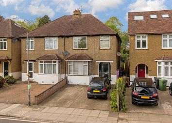 Thumbnail 3 bed semi-detached house to rent in Campfield Road, St Albans, Hertfordshire