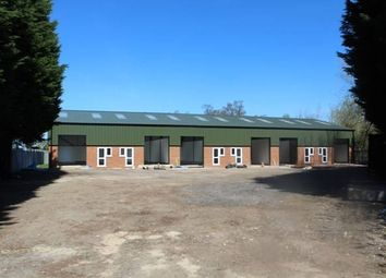 Thumbnail Warehouse for sale in Units 1 - 8 Lodge Yard, Bicester Road, Woodham, Aylesbury