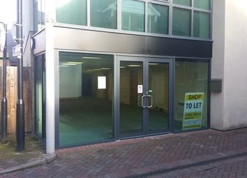 Thumbnail Retail premises to let in Bewell Street, Hereford