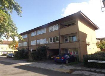 Thumbnail 2 bedroom flat for sale in Conniburrow Boulevard, Conniburrow, Milton Keynes, Buckinghamshire