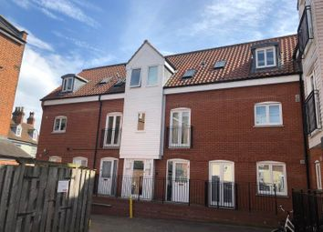 Thumbnail 3 bedroom flat to rent in Gipping Mews, Fore St, Ipswich, Suffolk