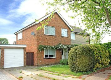 Thumbnail 3 bed semi-detached house for sale in Shardeloes Road, Angmering, Littlehampton