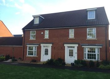 Thumbnail 4 bed semi-detached house for sale in Norton Fitzwarren, Taunton, Somerset
