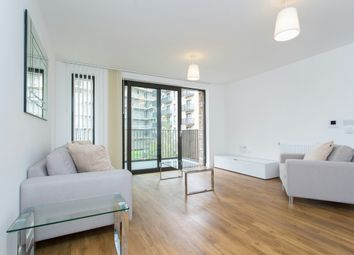 Thumbnail 2 bed flat for sale in Kingfisher Heights, Waterside Park, Royal Docks