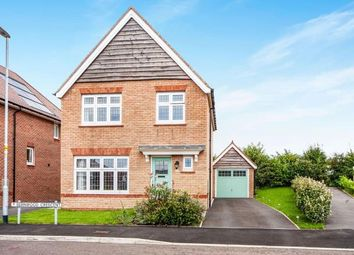 Thumbnail 3 bed detached house for sale in Bernwood Crescent, Leyland, Lancashire