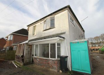 Thumbnail 3 bed detached house for sale in Glenville Road, Walkford, Christchurch, Walkford Christchurch, Dorset
