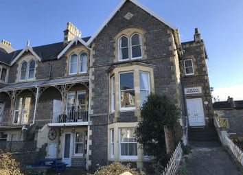 Thumbnail 1 bed flat for sale in Highbury Road, Weston-Super-Mare