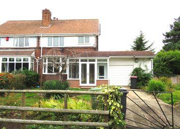 Thumbnail 3 bed property to rent in Attleboro Lane, Water Orton, Birmingham