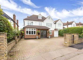 Thumbnail 5 bedroom detached house for sale in The Coppice, Enfield